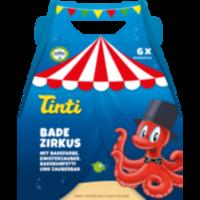 TINTI Bade-Zirkus 6teilig