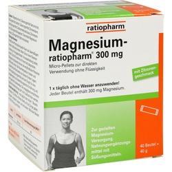 Abbildung von Magnesium-ratiopharm 300mg Micro-pellets M Gran.