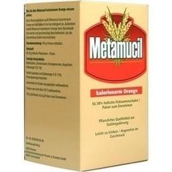 Abbildung von Metamucil Kalorienarm Orange  Pulver