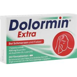 Abbildung von Dolormin Extra  Filmtabletten