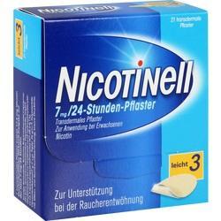 Abbildung von Nicotinell 17.5mg 24 Stunden Pflaster Tts10  Pflaster Transdermal