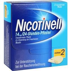Abbildung von Nicotinell 35mg 24 Stunden Pflaster Tts20  Pflaster Transdermal