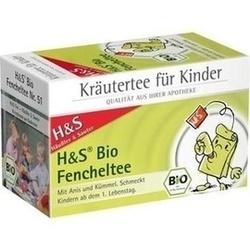 Abbildung von H&s Bio Fencheltee Mischung  Filterbeutel