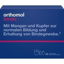 Abbildung von Orthomol Tendo Granulat Kapseln 30  Kombipackung