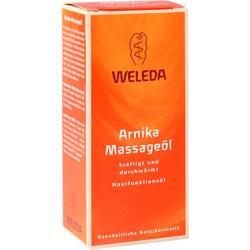 Abbildung von Weleda Arnika Massage-öl