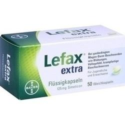 Abbildung von Lefax Extra Flüssig Kapseln