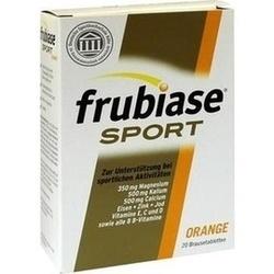 Abbildung von Frubiase Sport  Brausetabletten