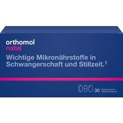 Abbildung von Orthomol Natal Tabletten   Kapseln  Kombipackung