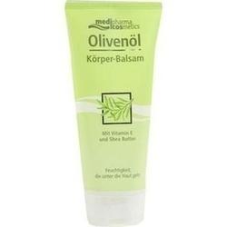 Abbildung von Olivenöl Körper-balsam Reisetube