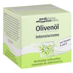 Abbildung von Olivenöl Intensivcreme