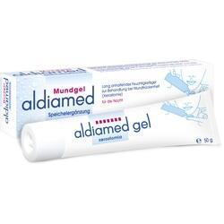 Abbildung von Aldiamed Mundgel Zur Speichelergänzung  Gel