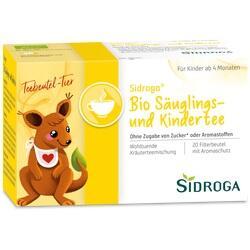 Abbildung von Sidroga Bio Säuglings-und Kindertee  Tee