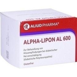 Abbildung von Alpha-lipon Al 600  Filmtabletten