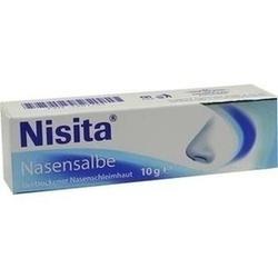 Abbildung von Nisita Nasensalbe