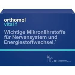 Abbildung von Orthomol Vital F Trinkfläschchen  Trinkampullen