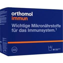 Abbildung von Orthomol Immun Granulat  Beutel