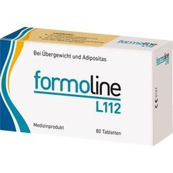 Abbildung von Formoline L 112  Tabletten