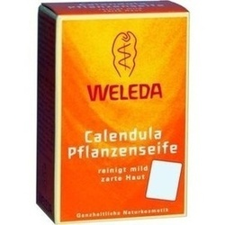 Abbildung von Weleda Calendula Pflanzenseife  Sei