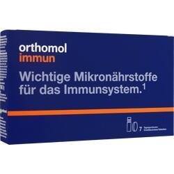 Abbildung von Orthomol Immun Trinkfläschchen  Trinkampullen