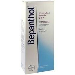 Abbildung von Bepanthol Intensiv Körperlotion Spenderflasche