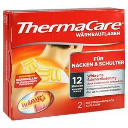 Abbildung von Thermacare Nacken Schulter Auflagen Z.Schmerzlind.