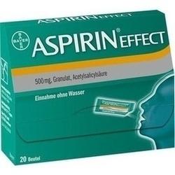 Abbildung von Aspirin Effect Granulat