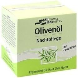 Abbildung von Olivenöl Nachtpflege  Creme