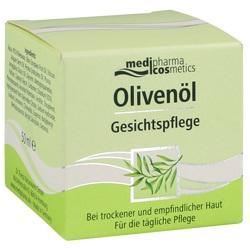 Abbildung von Olivenöl Gesichtspflege  Creme