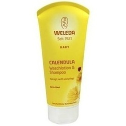 Abbildung von Weleda Calendula-waschlotion & Shampoo  Duschgel