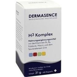 Abbildung von Dermasence H3 Komplex  Kapseln