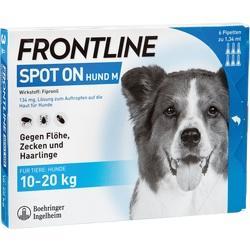 Abbildung von Frontline Spot On H 20 Vet  Lösung