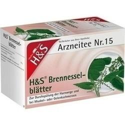 Abbildung von H&s Brennesselblaettertee  Filterbeutel