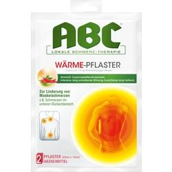 Abbildung von Abc Wärme-pflaster Capsicum Hansaplast Med 12x14