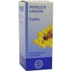 Abbildung von Propolis Urt Hanosan  Dilution