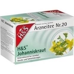 Abbildung von H&s Johanniskraut  Filterbeutel