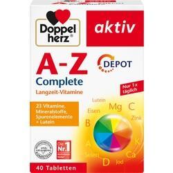 Abbildung von Doppelherz A-z Depot  Tabletten