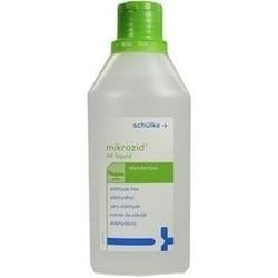 Abbildung von Mikrozid Af Liquid  Flüssigkeit