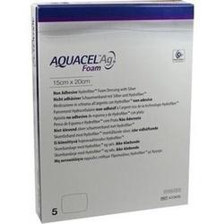 Abbildung von Aquacel Ag Foam Nicht-adhäsiv 15x20cm  Verband