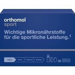 Abbildung von Orthomol Sport Trinkfläschchen  Trinkampullen
