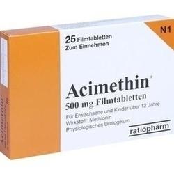 Abbildung von Acimethin  Filmtabletten