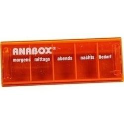 Abbildung von Anabox-Tagesbox Orange