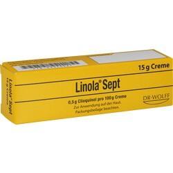 Abbildung von Linola-sept  Creme
