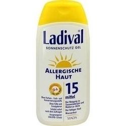 Abbildung von Ladival Allerg. Haut Gel Lsf15  Gel