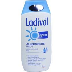 Abbildung von Ladival Allerg. Haut Apres Gel  Gel