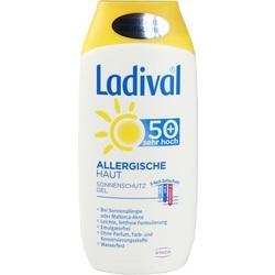 Abbildung von Ladival Allerg. Haut Gel Lsf50+  Gel