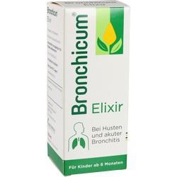 Abbildung von Bronchicum Elixir  Flüssigkeit