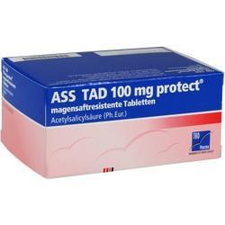 Abbildung von Ass Tad 100mg Protect  Fmr
