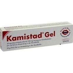 Abbildung von Kamistad Gel  Gel
