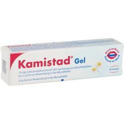 Abbildung von Kamistad-gel  Gel
