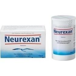 Abbildung von Neurexan  Tabletten
